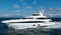 YN 16551 superyacht MySky by Heesen - Photo by Dick Holthuis