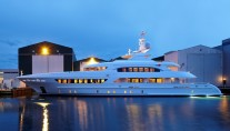 YN 16847 superyacht Project MARGARITA  - Photo credit to Dick Holthuis Photography