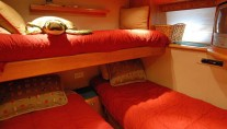 Yacht ADVANTAGE -  Stateroom 2 Twin Beds or 1 Double Bed, + Pullman.