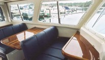 Yacht ADVANTAGE - Seating for 4 guests in 34 ft Ocean Sport vessel 2