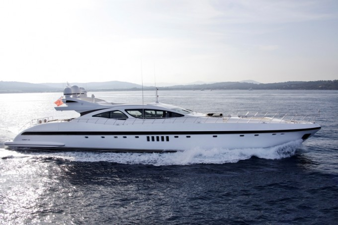 Motor Yacht African Cat