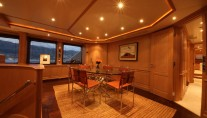 Yacht AFRICAN QUEEN -  Formal Dining