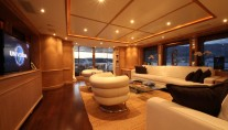 Yacht AFRICAN QUEEN -  Main Salon
