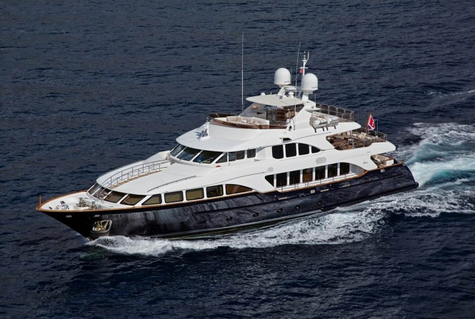 Yacht AFRICAN QUEEN -  Main