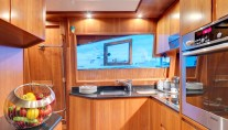 Yacht AIMILIA - Galley