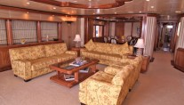 Yacht ALASKA -  Main Salon