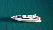 Yacht ALEON -  From Above