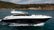 Yacht ALGANDRA -  Profile
