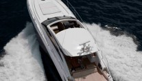 Yacht ALGANDRA -  View from Above