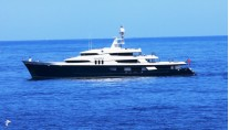 Yacht AMADEUS - Image Courtesy of Live Yachting
