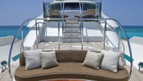 Yacht AMARULA SUN -   Bow Seating forward