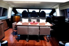 Yacht AMAZING -   Formal Dining
