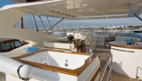 Yacht AMON -  Spa Pool