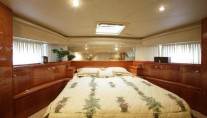 Yacht ANATES II - Master suite