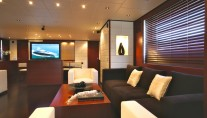 Yacht ANNAMIA -  Main Salon 2.