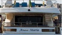 Yacht ANNE MARIE -  At View