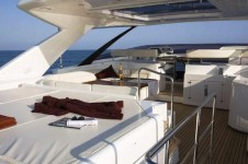 Yacht ANNE MARIE -  Flybridge