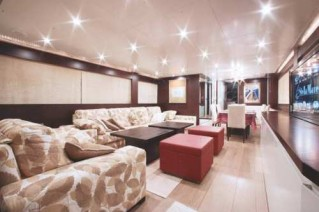 Yacht ARISTEA -  Salon