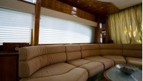 Yacht ARISTOTELIS -  Salon Seating