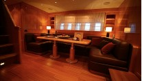 Yacht ASPRA 38 -  Lower Salon Dining