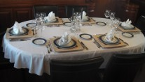 Yacht AVELLA -  Formal Dining