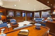 Yacht AXANTHA II -  Main Salon Seating