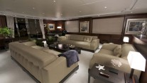 Yacht AZTECA II -  Main Salon Seating