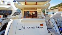 Yacht AZUCENA MARE -  Aft View