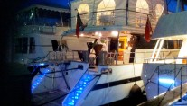Yacht AZURE RHAPSODY -  For Event Charters
