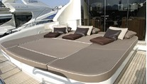 Yacht BEST MOUNTAIN -  Aft Sunpads