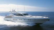 Motor yacht BEST MOUNTAIN
