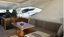 Yacht BEST MOUNTAIN -  Upper Salon Seating