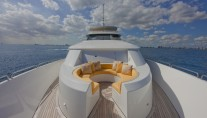 Yacht BETTY JANE -  Bow Seating