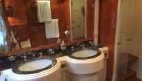 Yacht BIRD OF PREY - Master ensuite