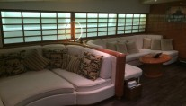 Yacht BIRD OF PREY - Seating 2