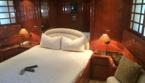 Yacht BIRD OF PREY - VIP cabin