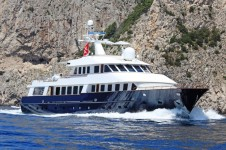 Yacht BLUE ATTRACTION - Profile
