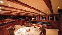 Yacht BLUE EYES -  Salon Dining