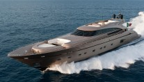 Motor Yacht 'Blue Force One'