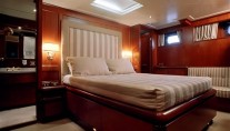 Yacht BLUE LADY -  Master Cabin