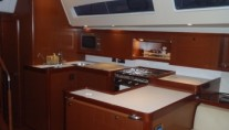 Yacht BLUE PASSION -   Galley