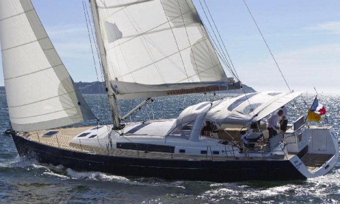 Sailing  yacht BLUE PASSION