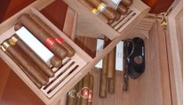 Yacht BLUE PASSION -   Specialty Wines and Cigars