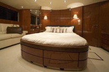 Yacht BLUE QUEST - Master Cabin