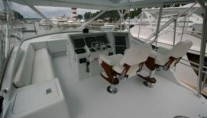 Yacht BLUE RENDEZVOUS -  Flybridge