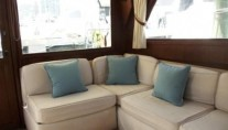 Yacht BLUES CURE -  Salon Seating