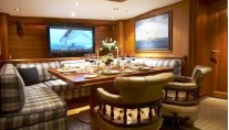 Yacht BOLERO -  Salon Dining