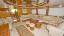 Yacht Bella Mare -  Main Salon View 2