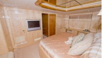 Yacht Bella Mare -  Master Cabin View 2