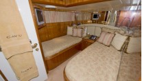 Yacht Bella Mare -  Twin Cabin View 2